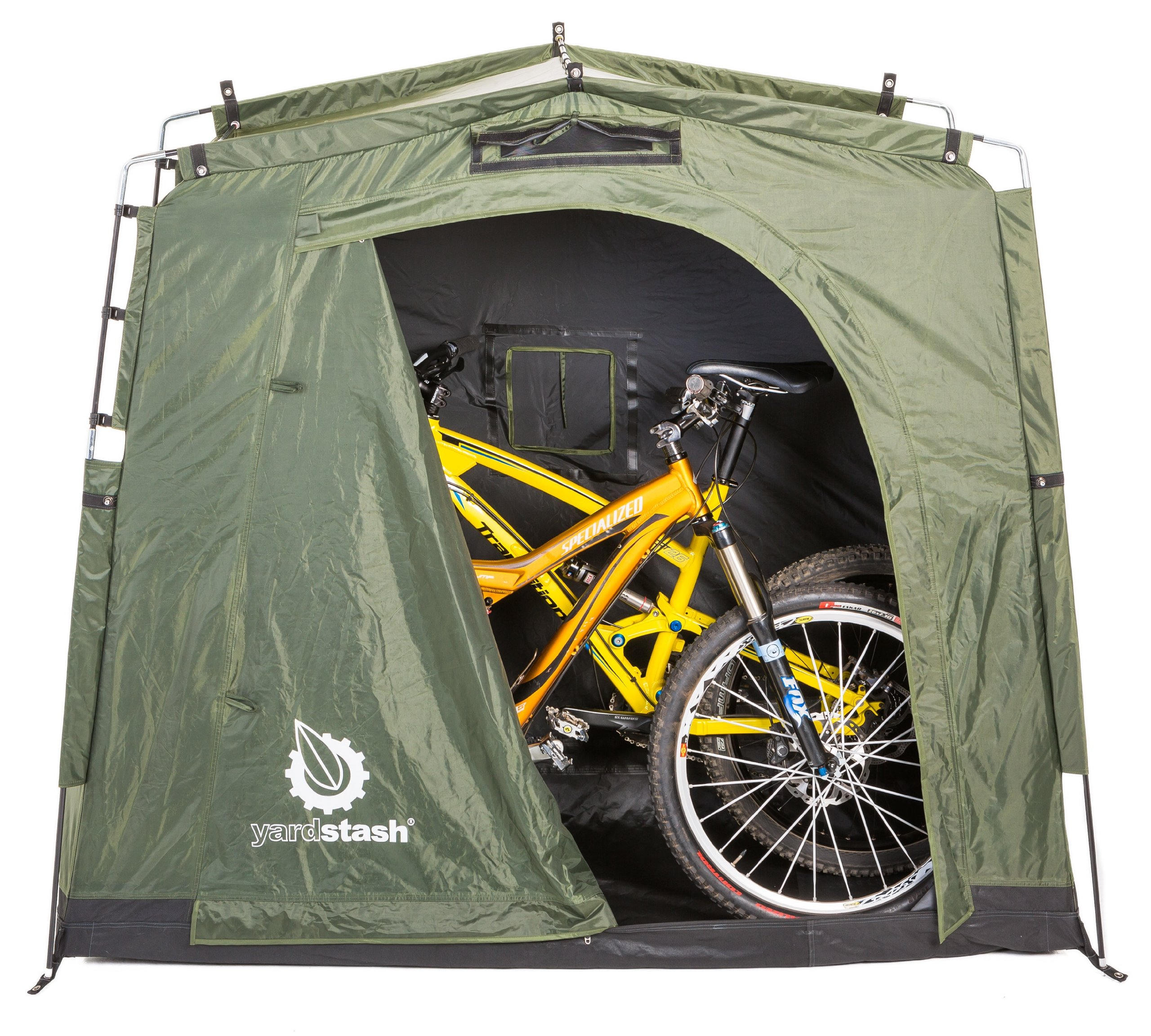 Want A Decent Dumping Ground For Your Bikes And Other Stuff One Of The More Economical Outdoor Bike Storage Solutions Is Yardstash Iii