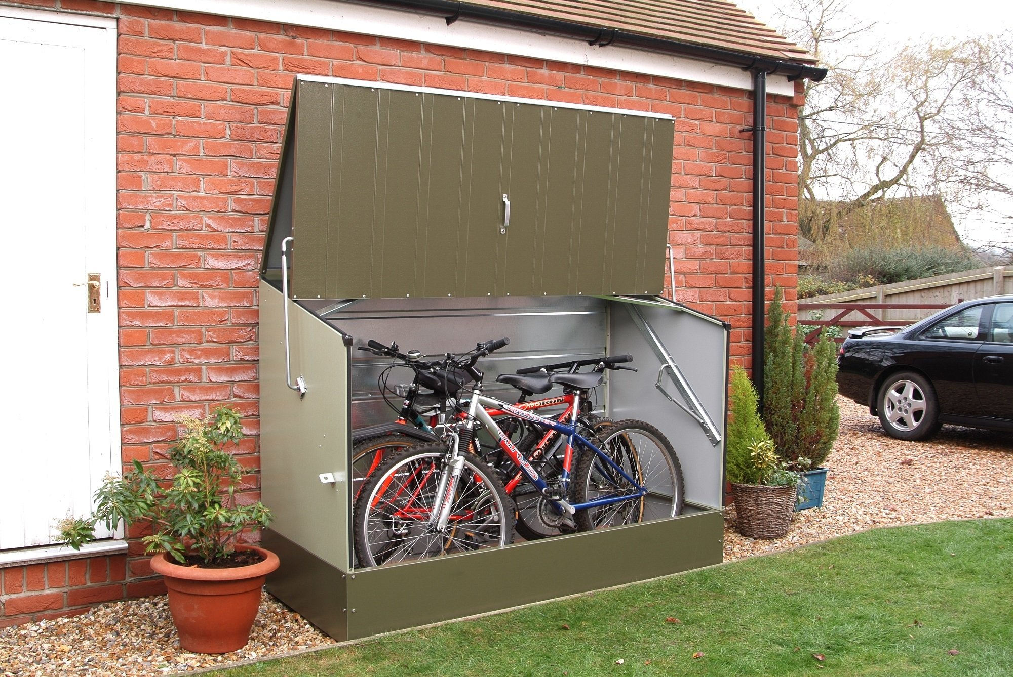 Best Outdoor Bike Storage Shed 2019 - Ideal Solution for a